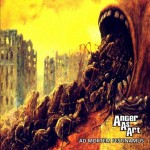 ANGER AS ART - Ad Mortem Festinamus - promo cover pic - 2016 - #MO993393