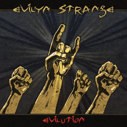 Evilyn Strange - Evilution - promo album cover pic - 2016 - #MO33ILMFDSP993993