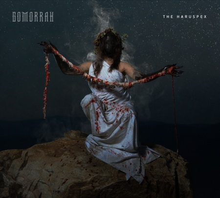 Gomorrah - The Haruspex - promo album cover pic - 2016 - #MO3399003DILMF