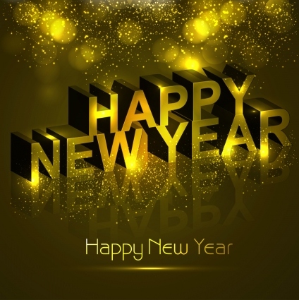 Happy New Year - 2016 - banner - #MO33ILSMMDSOT993939