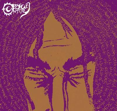 Obscene Entity - Lamentia - promo cover pic - 2015 - #MO33ILMFMD99
