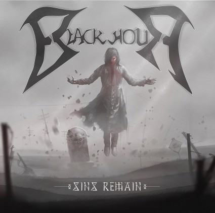 BLACKHOUR - Sins Remain - promo cover pic - 2016 - #MOILMF99339
