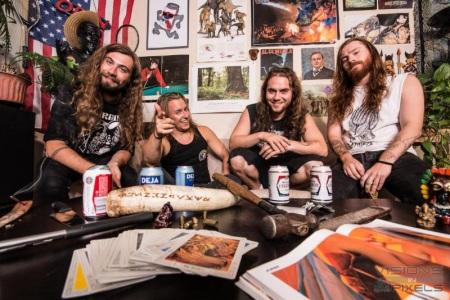 Bushwacker - promo band pic - 2016 - #1MOILMF333