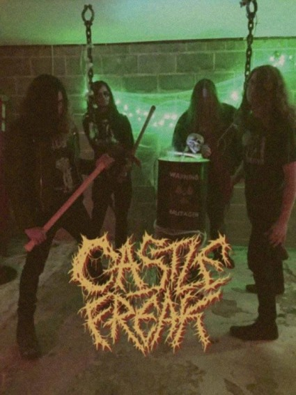CASTLE FREAK - promo band pic - 2016 - #MO77766099ILMF