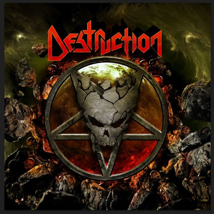 Destruction - Under Attack - vinyl backcover - 2016 - #MO990099ILMFP