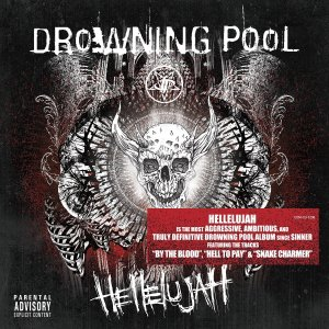 Drowning Pool - Hellelujah - promo album cover pic - 2016 - #MO339969ILMFD