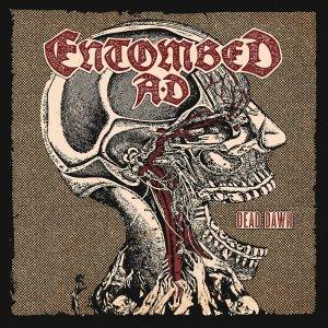 Entombed AD - Dead Dawn - promo album cover pic - 2016 - #MO999ILMFD3