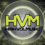 HIGHVOLMUSIC - 2016 - LABEL LOGO - #MO99ILMF3339