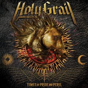Holy Grail - Times Of Pride And Peril - promo cover pic - 2015 - #MO899ILMF033OH