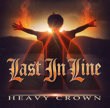 Last In Line - Heavy Crown - promo album cover pic - 2016 - #3300993