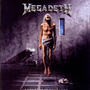 Megadeth - Countdown To Extinction - promo cover pic - 1992 - #MOILMFD993366