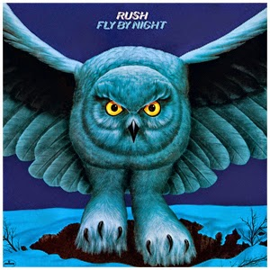 RUSH - Fly By Night - promo cover pic - #MO9933ILMFSP8877