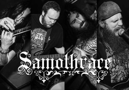 Samothrace - promo band pic - 2016 - #MO99339