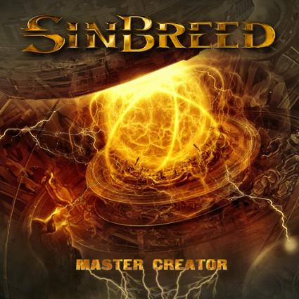 Sinbreed - Master Creator - promo album cover pic - 2016 - #MO9909ILMF33