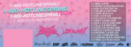 So This Is Suffering - April - 2016 - Tour Promo banner - #MO0099099