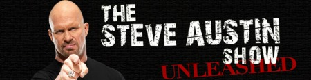 The Steve Austin Show Unleashed - promo banner - 2016 - #MO9933ILMFDS