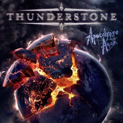 Thunderstone - Apocalypse Again - 2016 - promo album cover pic - #MO99303ILMFD