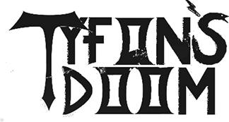 Tyfons Doom - band logo - 2016 - #MO990033MFR