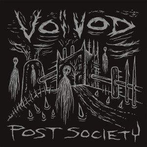 Voivod - post society - promo EP cover pic - 2016 - #MO9909933101