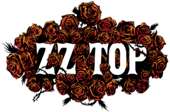 ZZ TOP - Recent Band Logo - #MOILMFP998IG