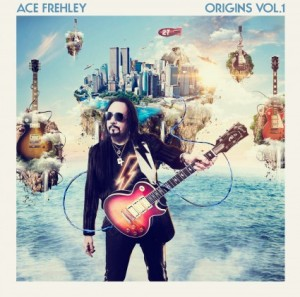 Ace Frehley - Origins Vol 1 - promo album cover pic - 2016 - #MO099099ILMF