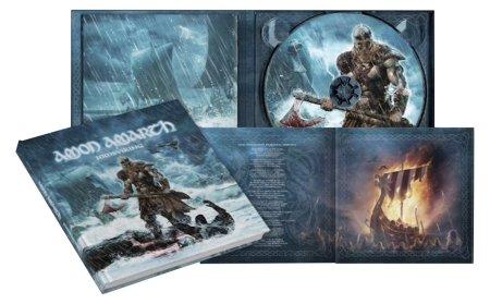 Amon Amarth - Jomsviking - promo CD pic - #MO099ILMF3366