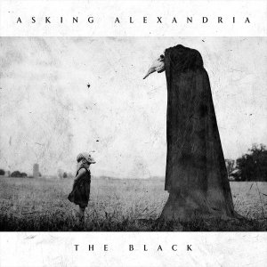 Asking Alexandria - The Black - promo album cover pic - #MOILMF660990321