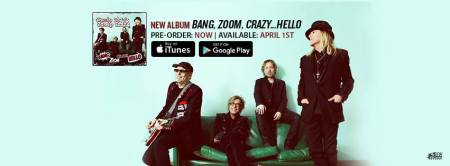 Cheap Trick - Bang Zoom Crazy Hello - promo album banner pic - 2016 - #MOCT999ILMFM