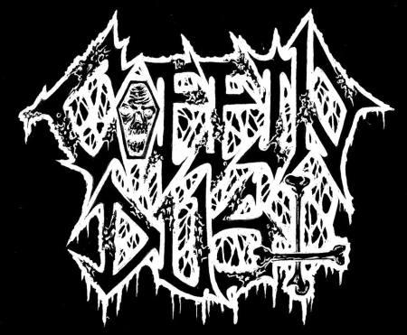 COFFIN DUST - band logo - 2016 - #MO0099ILMFMFDM