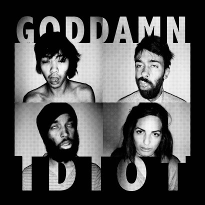 Goddamn Idiot ART - Ramonda Hammer - promo single pic - 2016