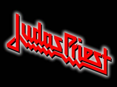 Judas Priest - classic band logo - red - #MOILMF0903754