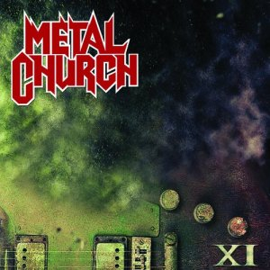 Metal Church - XI - promo album cover pic - 2016 - #MO009900ILMF6