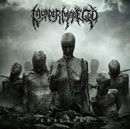MURDER MADE GOD - Enslaved - 2016 - promo album cover pic - #ILMF779