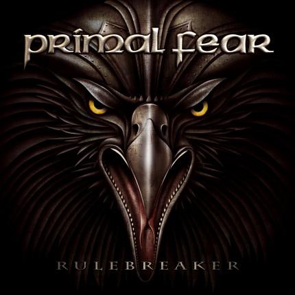 PRIMAL FEAR - Rulebreaker - promo album cover pic - 2016 - #MO990099ILMFM