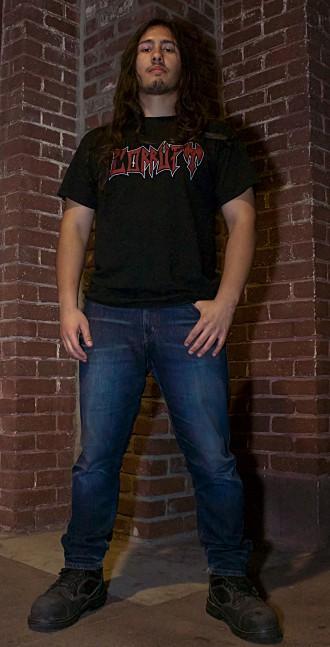Randy Garcia - Tormenter Guitarist - 2016 - #330ILMWSP