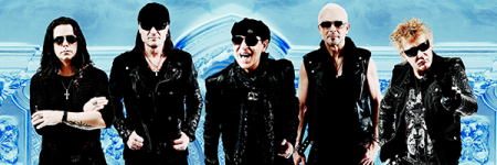 Scorpions - promo band pic - 2016 - #33MO990033