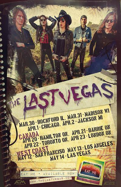 The Last Vegas - North America Tour - 2016 - #MO99099ILMF