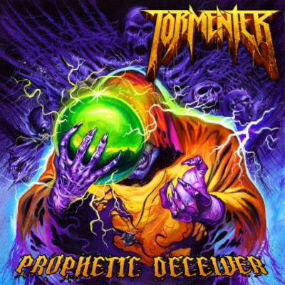 Tormenter - Prophet Deceiver - promo album cover pic - 2016 - #MO099099