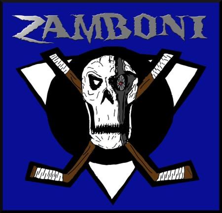 Zamboni - promo album cover pic - 2016 - #MO99099