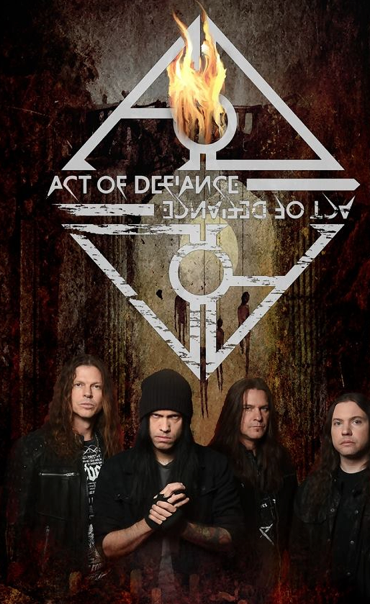 Act Of Defiance - promo band pic - 2015 - #MO9993210ILMFN