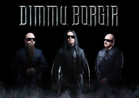 Dimmu Borgir - promo band pic - 2016 - #909066ILMFN