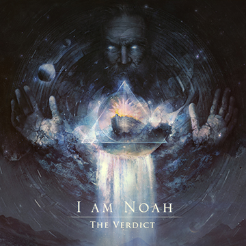 I Am Noah - The Verdict - promo album cover pic - 2016 - #MOILMF999303