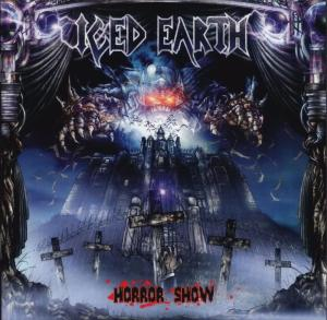 Iced Earth - Horror Show - promo album cover pic - #MO33660ILMF4