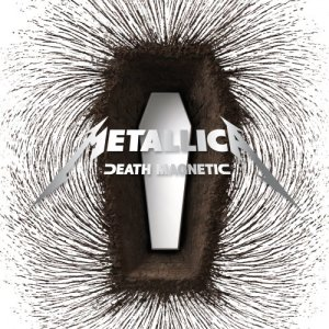 Metallica - Death Magnetic - promo album cover pic - #MO9099ILMF