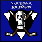 Nuclear Hatred - promo album cover pic - 2016 - #MO09966ILMFPS