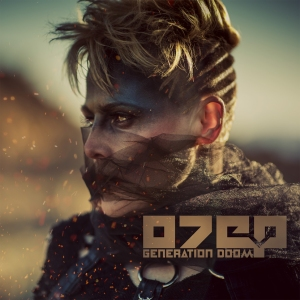 OTEP - Generation Doom - promo album cover pic - 2016 - #9009009ILMF