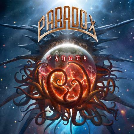 Paradox - Pangea - promo album cover pic - 2016 - #MO099033