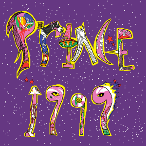 Prince - 1999 - promo album cover pic - #MO0999INABJ