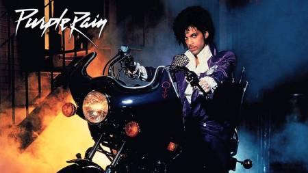 Prince - Purple Rain - promo pic - #9900PF33