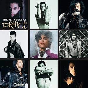 Prince - The Very Best Of - promo album cover pic - #MO099INH